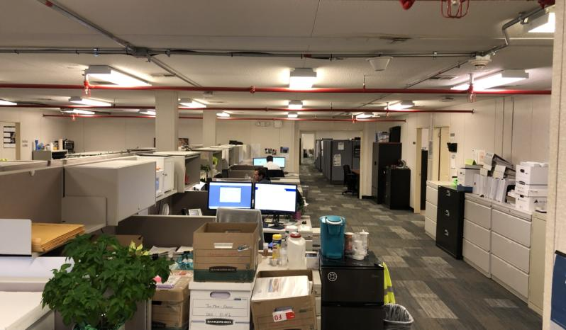 31,500 Square Feet Mobile Office Trailers full