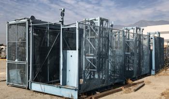 Tornborgs Magni-K Construction Hoists [3 Available] full