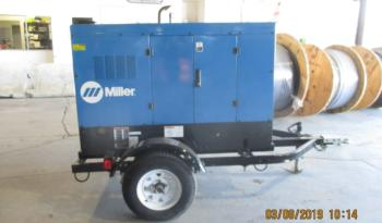 2015 Miller Big Blue 500 Pro Trailer Mounted Welder [3 Available] full