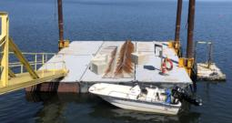 Beasley 10x20x8 Sectional Barges [90 Available]