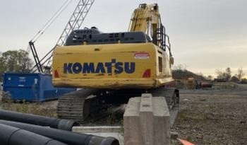 2016 Komatsu PC360LC-11 Crawler Excavator full