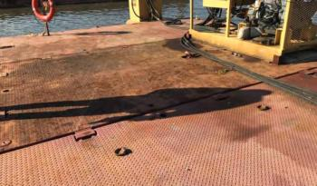 Flexifloat 40x80x7 S70 Barge Sectional Barges full