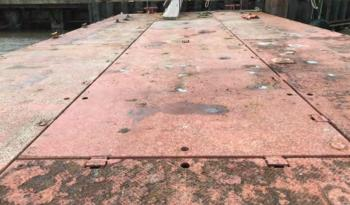 Flexifloat 30x80x7 S70 Barge Sectional Barges full