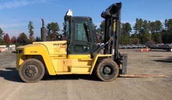 2015 Hyster H360 HD2 Straight Mast full