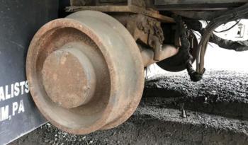 2010 Peterbilt 367 W/Fassi Crane and Hi Rail Gear Truck Crane full
