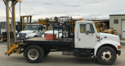 1999 International 4700 Attenuator Truck