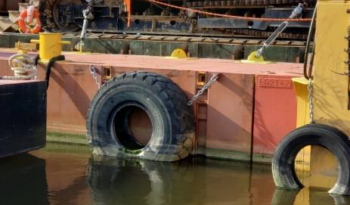 Flexifloat Sectional Barge Package full
