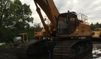2003 Case CX800 Long Reach Crawler Excavator full