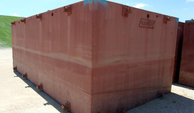 Flexifloat S70 Quadrafloat, Duofloat Sectional Barges full