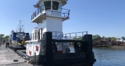 1320 HP Push Boat