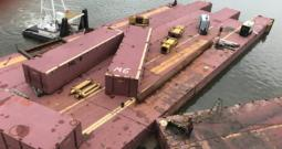 Flexifloat S70 Quadrafloat Sectional Barges [25 Available]