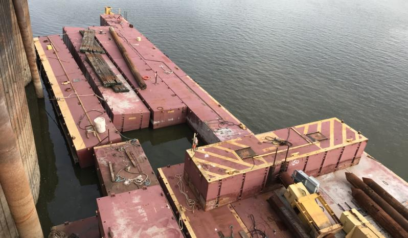 Flexifloat S70 Quadrafloat Sectional Barges [25 Available] full