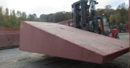 Flexifloat S70 Quadrafloat, Duofloat Sectional Barge Ramps [5 Available]