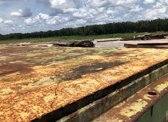 Shugart 40'x10'x5′ Sectional Barges [2 Available] full