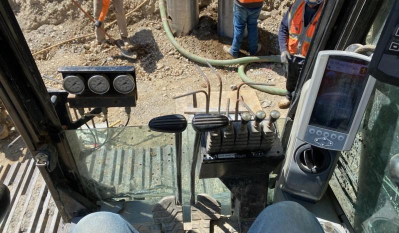 2014 CZM EK250 Foundation Drill full
