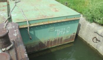 Shugart Sectional Barges full