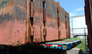 45'x15'x6′ Sectional Barges full