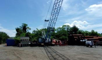 Kobelco BM500 Crawler Crane full