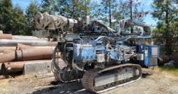 2014 Hutte HBR 605 Foundation Drill