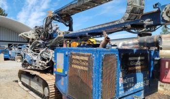2014 Hutte HBR 605 Foundation Drill full