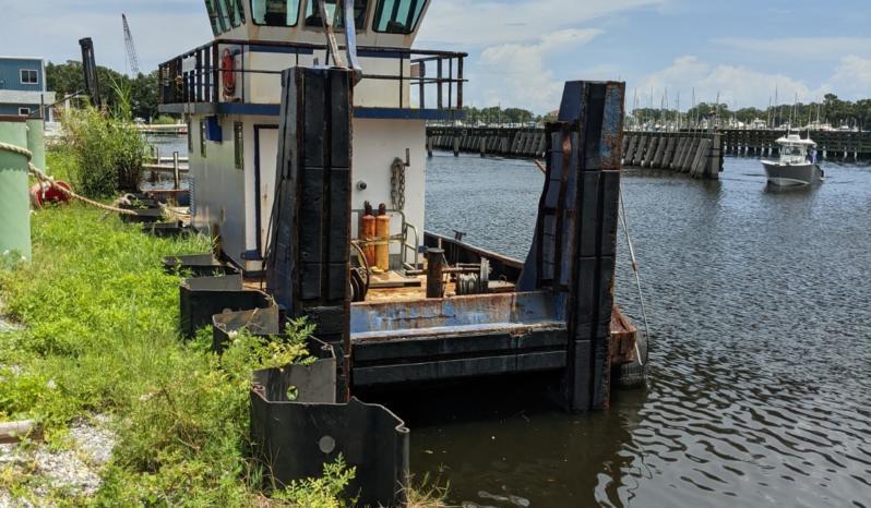 2000 Progressive Industrial Goliath Pushboat full