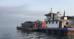 2000 Progressive Industrial Goliath Pushboat